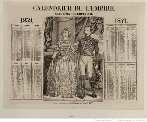 Sous le règne de Napoléon III