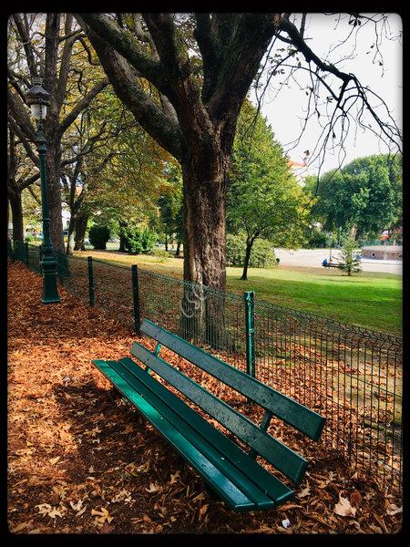 Au Jardin Public !