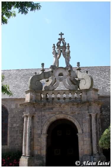 Eglise de Carnac - Morbihan