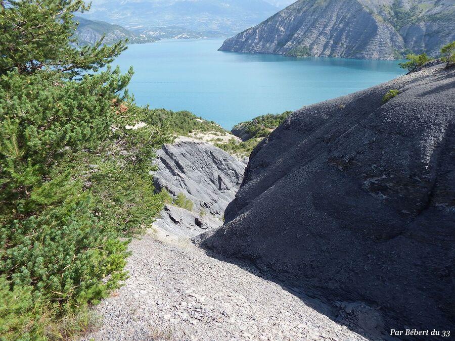 La Bréole (4) dans les Alpes de Hautes Provence