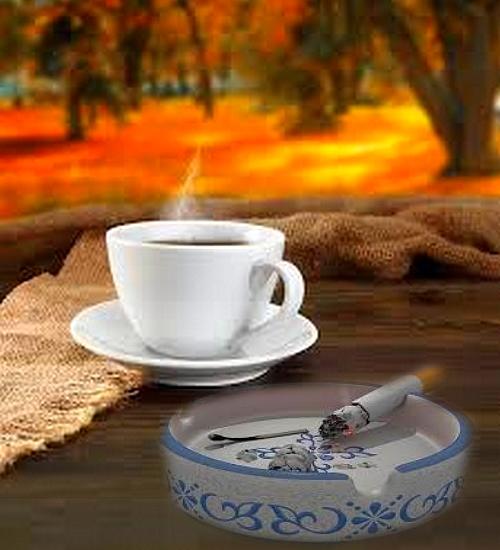Eviter trop de café et le tabac