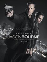 La traque de Jason Bourne par les services secrets américains se poursuit. Des îles Canaries à Londres en passant par Las Vegas...  -----  Origine du film : Américain Réalisateur : Paul Greengrass Acteurs : Matt Damon, Tommy Lee Jones, Alicia Vikander Genre : Action, Thriller Durée : 2h 04min Date de sortie : 10 août 2016 Année de production : 2016 Distribué par : Universal Pictures International France