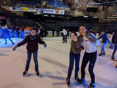 Patinoire et Jump Arena 18 janvier 2020