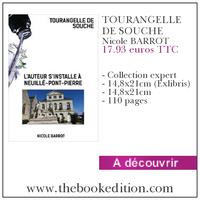Le livre TOURANGELLE DE SOUCHE