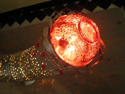 """Lampe Luna"", 2011"