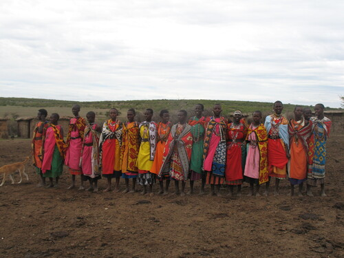Voyage au Kenya.2009