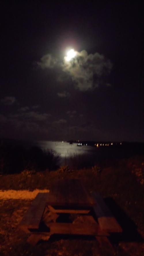 Ode à Dame Lune