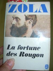 Emile Zola, La fortune des Rougon, Le livre de poche