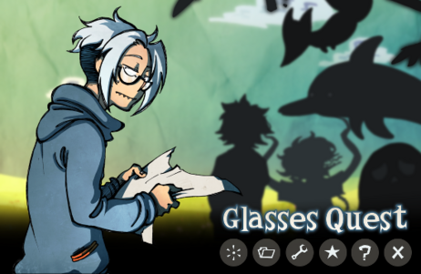 Glasses Quest