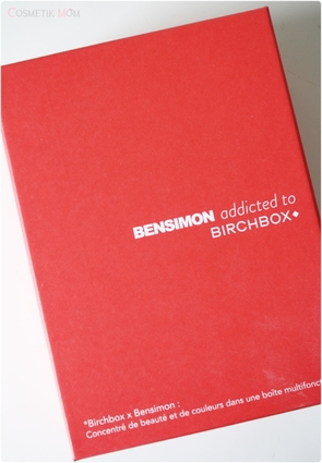 Birchbox Hipanema & Bensimon