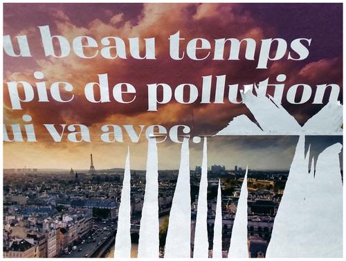 Pic(s) de Pollution.