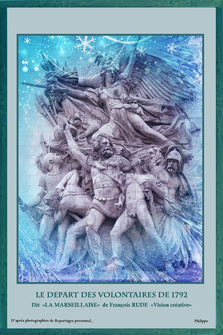 """Exposition Virtuelle: """"Une vision de l'Arc de Triomphe de l'Étoile à Paris"""" de Philippe - Partie 2"""