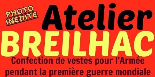 - Atelier BREILHAC