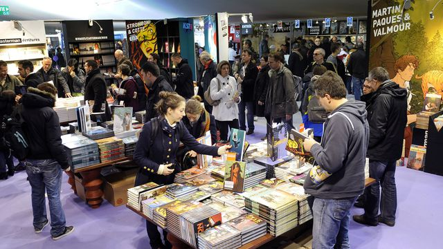 festival bande dessinée angoulême
