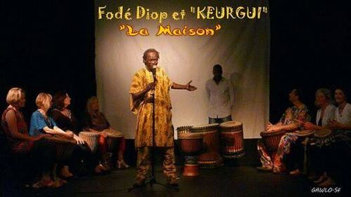 ★Cours percussions
