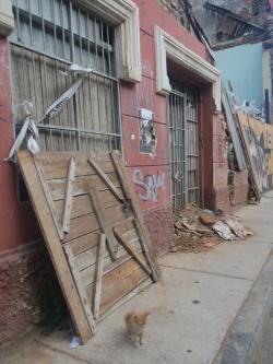 Valparaiso: l'envers du décor