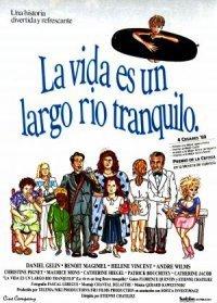 Vie est un long fleuve tranquille La 1988 big poster