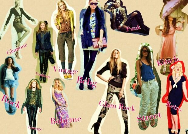 La mode et les jeunes
