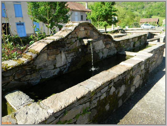 Arnave /Col D'ussat