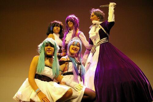 Animasia Le Haillan 2014 Défilé cosplay