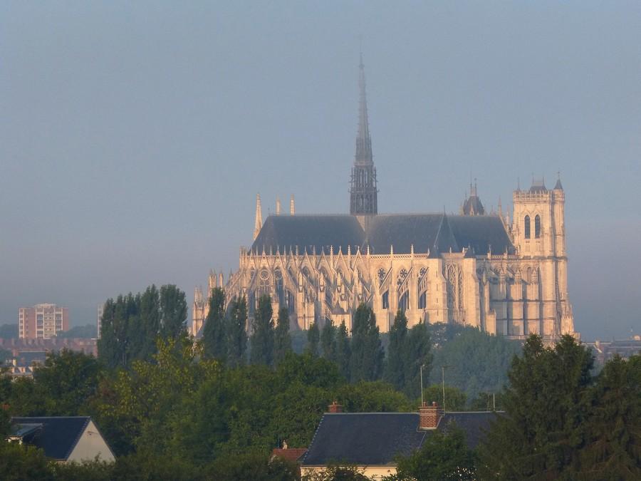 Autour d'Amiens, des trésors ...