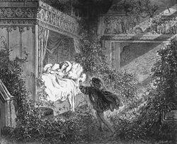 La Belle au bois dormant de Perrault