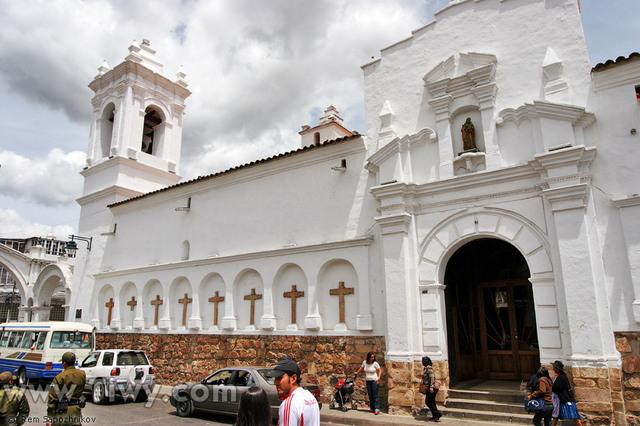 Blog de lisezmoi : Hello! Bienvenue sur mon blog!, La Bolivie : Sucre