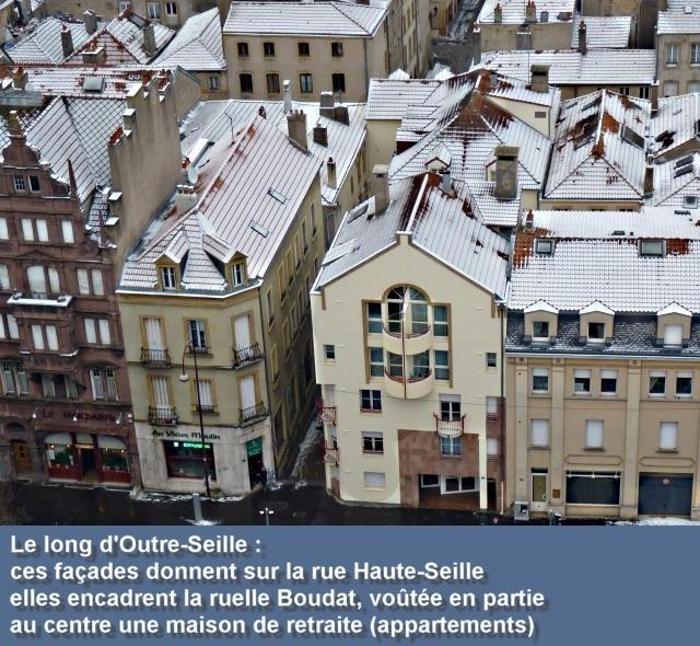 Vue aérienne de Metz janvier 21 09 01 2010