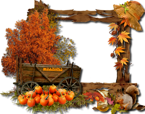 Clusters Automne