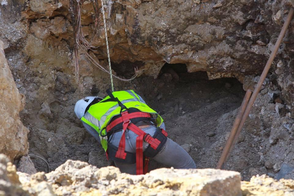 Une cave médiévale voit le jour