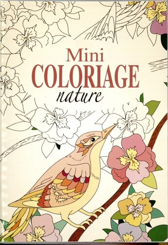 Mini coloriage nature