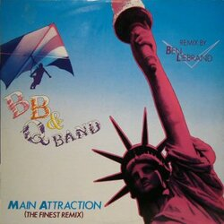 The B.B.&Q. Band - Main Attraction