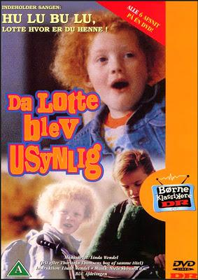 Когда Лотти становится невидимой / Da Lotte blev usynlig. 1988.