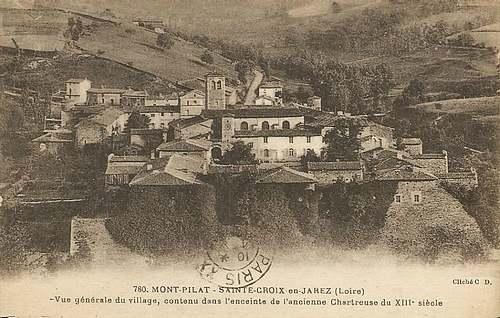 Sainte-Croix-en-Jarez  ( Loire )