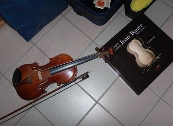 Découverte du piano et du violon