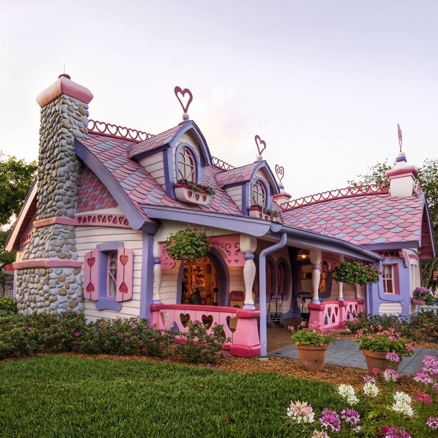 Insolite 3 14 maisons insolites inspirées par les dessins animés frawsy