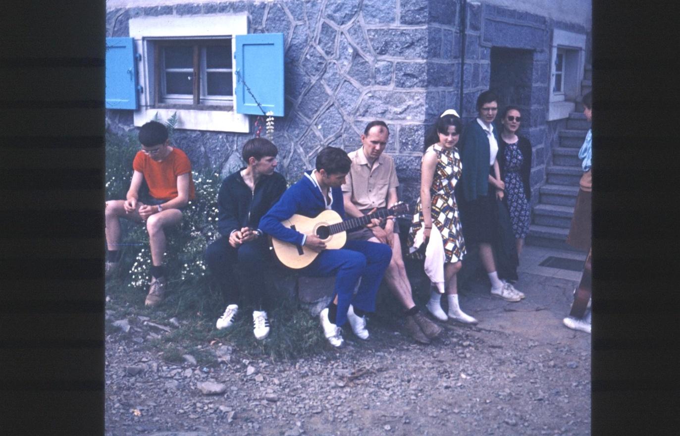 Landersen 1968 - camp de jeunes