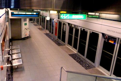 Station du métro