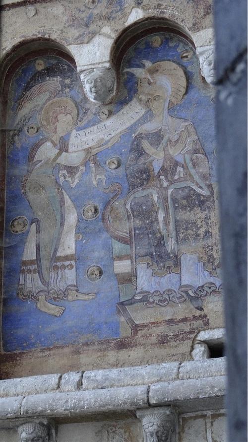 Peinture du XII ème siècle...