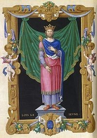 200px-Louis VII le Jeune