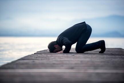 Certaines personnes n'arrivent pas à être concentrés dans leurs prières
