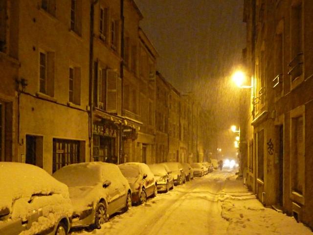 Metz sous la neige 1 décembre mp1357 2010