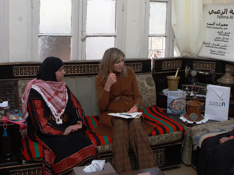 Maxima en Jordanie