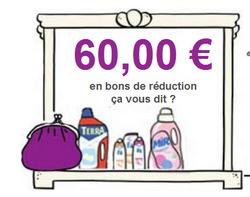 60€ d'économies sur La Belle Adresse