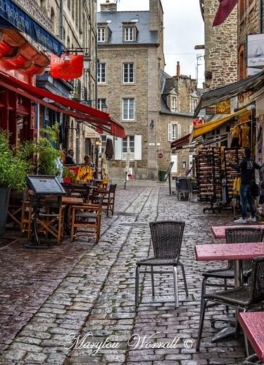 Bretagne : Dinan, Maisons typiques