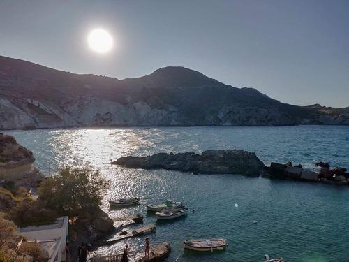 voyage     ile de Milos