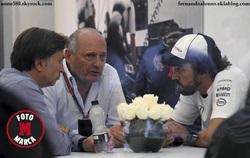 Fernando Alonso proche d'un nouveau contrat après 2017 ?