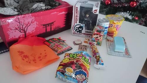 NihonBox - La Box de Novembre
