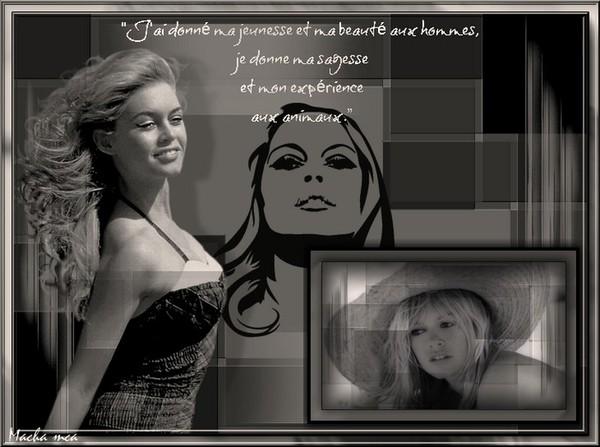 Hommage à Brigitte Bardot
