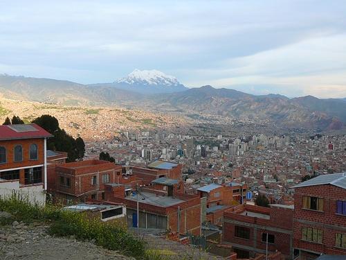 Bienvenido a La Paz !!!